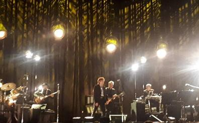 Bob Dylan, la leyenda continúa viva