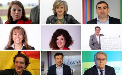 Elecciones Generales 28A: Los nuevos diputados y senadores de Asturias