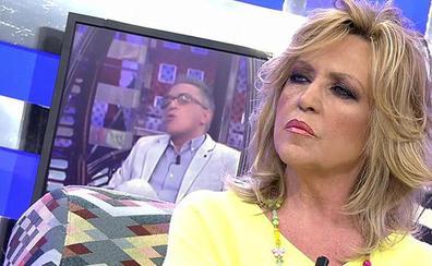 Kiko Hernández contra Lydia Lozano: «Te podías haber estirado un poco más»
