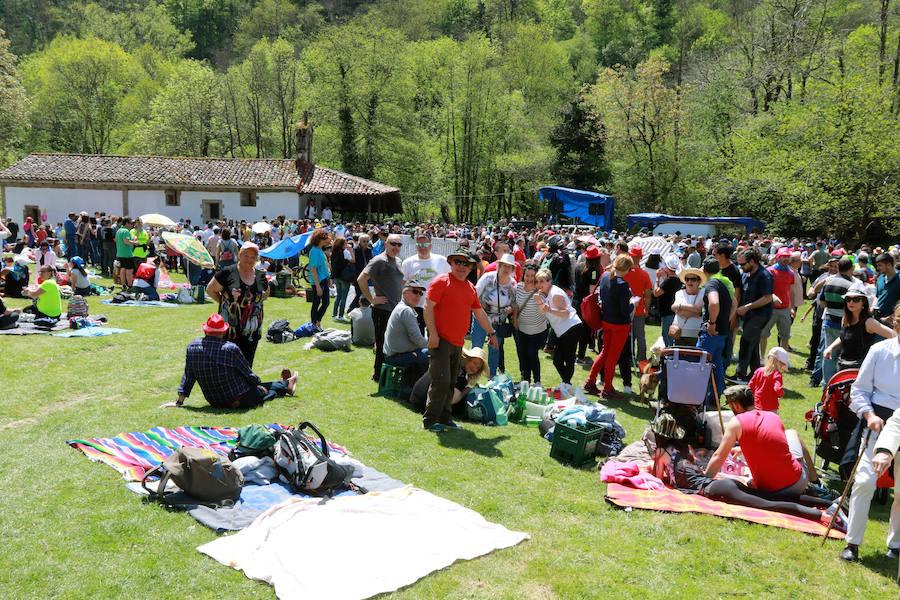 Asturianía bajo el sol en La Flor de Lena