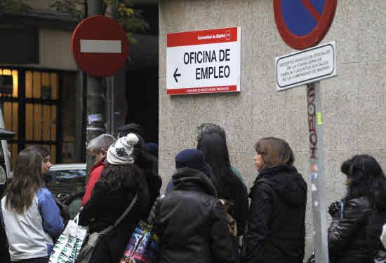 Cuatro de las diez regiones con más paro de Europa son españolas