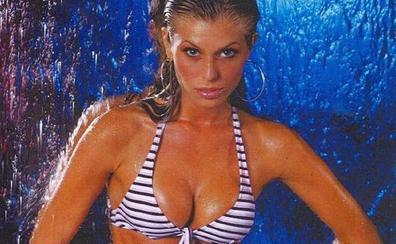 Muere en el mar, Caroline Bittencourt, la modelo que se quedó fuera de la boda de Ronaldo