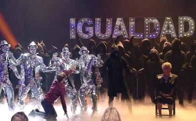 La Murga Zeta Zetas gana 'Got Talent 2019' con sus potentes mensajes