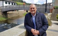 El alcalde de Vegadeo se reincorpora al trabajo tras dos meses de baja