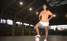 Rodiles FS | Romina: «Me alegra que mis goles sirvan para sumar»