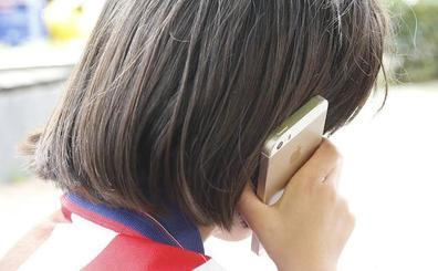 Quince peticiones de auxilio al día en el teléfono contra el acoso escolar