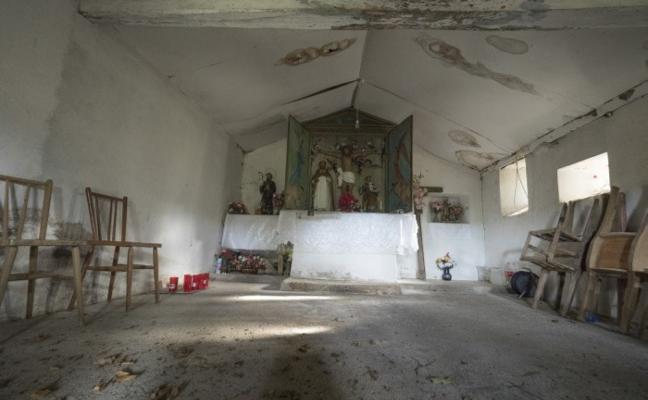 Fuentes Cabadas inicia una campaña de micromecenazgo para rehabilitar su capilla