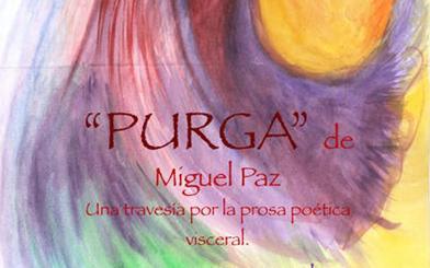 Presentación revista de poesía 'Purga'