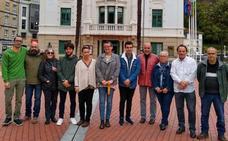 Elecciones municipales 26M: Podemos, IU y Equo presentan en Valdés la coalición 'Avanza Valdés'
