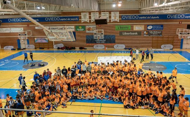 Pumarín reúne a las promesas del baloncesto