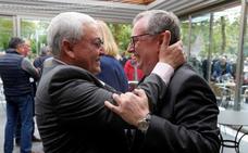 Despedida «por todo lo alto» a José Ramón García, el alcalde más veterano de Asturias