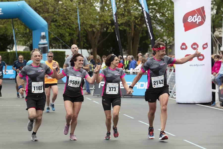 ¿Participaste en la Media Maratón 'Villa de Jovellanos'? ¡Búscate!