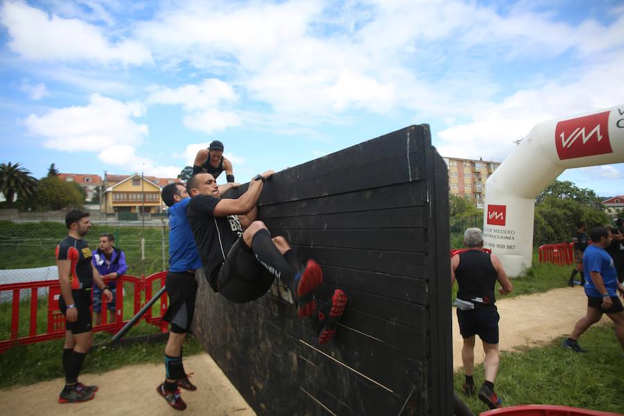 Corvera mide su fuerza en la Bear Challenge