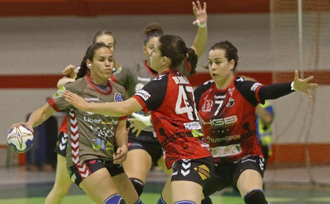 Marizza Faría le da un sufrido triunfo al Liberbank Gijón