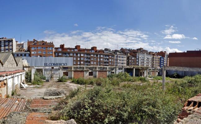 Urbanismo da luz verde al levantamiento de tres torres en el entorno del plan de vías
