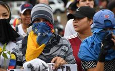 España, atrapada en Venezuela