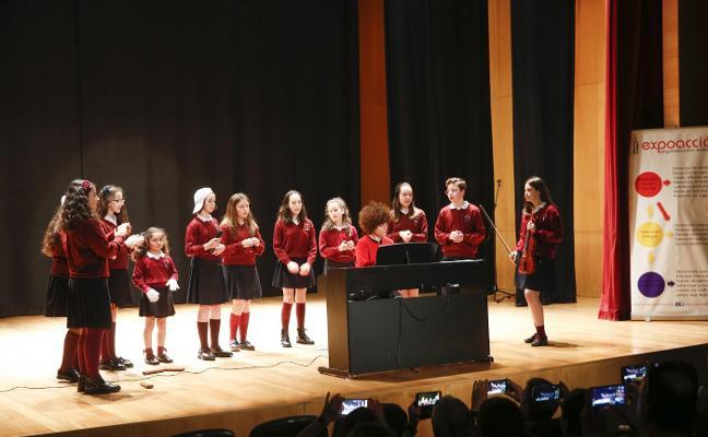 Música solidaria para acogimientos de Kiev
