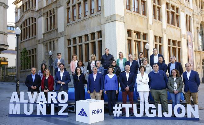 Álvaro Muñiz descarta pactos con Vox: «No le reconozco ninguna aportación»