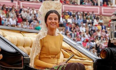 Así fue el debut de Victoria Federica en solitario en actos oficiales