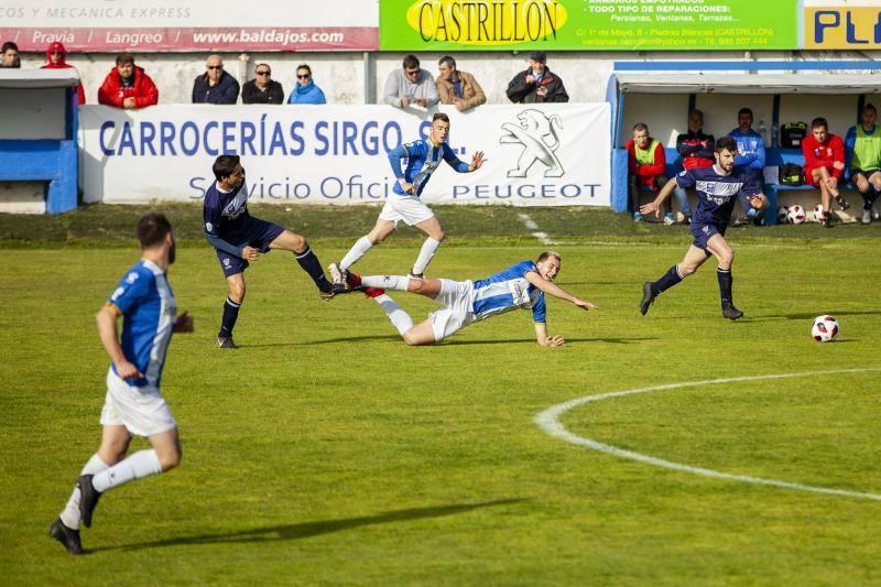 Marino 3-1 Real Avilés, en imágenes