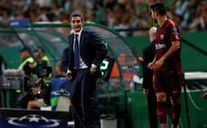 Valverde: «Nada está escrito, hay que escribirlo»