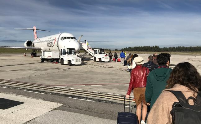 Asturias volará a Laponia en diciembre