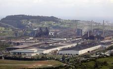 Asturias reclama a la UE medidas para defender su industria tras el anuncio de recortes de Arcelor