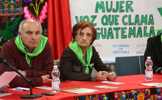 «Aprendemos mucho de las mujeres de El Salvador»