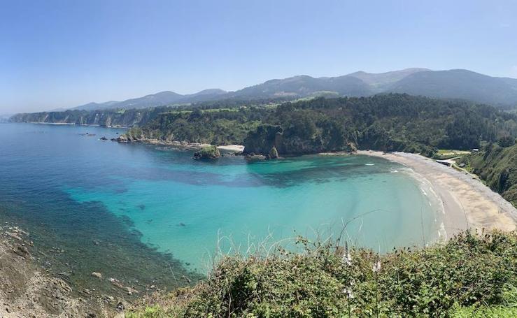 Las playas asturianas con bandera azul en 2019