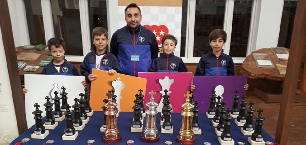 El Colegio Ecole disputó el Nacional sub 12 de ajedrez de colegios