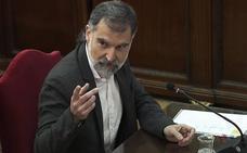 El Constitucional deniega por unanimidad la libertad provisional para Cuixart