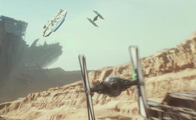 Disney anuncia tres nuevos filmes de 'Star Wars'