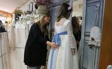 Los trajes de comunión que piden las familias asturianas
