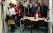 La asociación de enfermos renales Alcer inaugura un local en Avilés