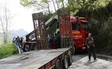 Tráfico prevé restringir el paso a la Meseta por el Pontón a autobuses y camiones