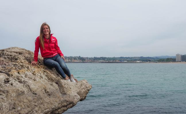 El nuevo desafío de la grupista Ana Villanueva en las aguas de Acapulco