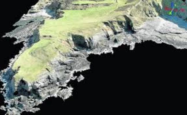 El Curbiru reivindica la conservación del castro de San Martín de Podes