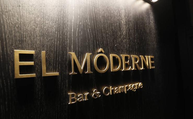 Inauguración en Gijón del hotel 'Boutique' El Moderne