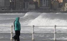 Asturias, en alerta por viento tras un abril más cálido y seco