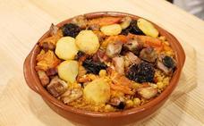 El arroz al horno, una receta tradicional del Caudal, en peligro de extinción