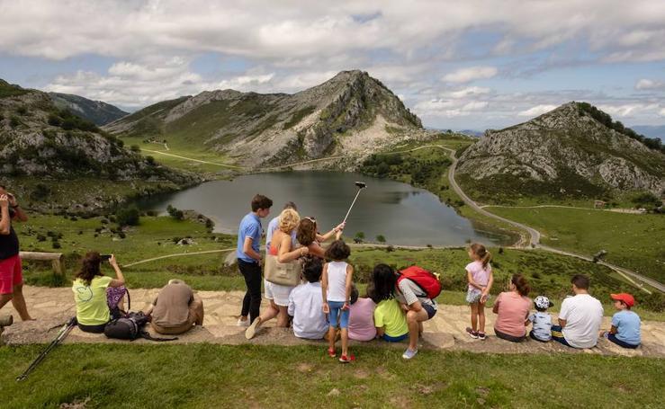Los lugares más vistosos de Asturias