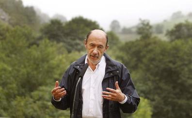 Alfredo Pérez Rubalcaba, el gran estratega del regate corto