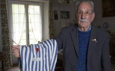 Muere el poleso Vicente García Riestra, el último superviviente español de Buchenwald
