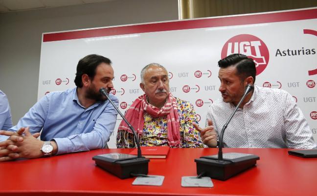 UGT pide acatar el acuerdo con Alcoa «o habrá movilizaciones»