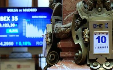 El Ibex-35 cierra su peor semana del año pese al rebote final