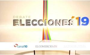 El 15 de mayo, debate entre los candidatos a la alcaldía de Avilés