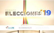 El 13 de mayo, debate entre los candidatos a la alcaldía de Oviedo