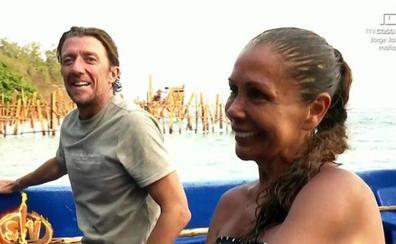 Pantoja y Colate, al borde del idilio en 'Supervivientes'