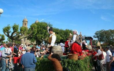 Luces celebra San Isidro