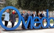 Una campaña para elegir el futuro de los grandes proyectos de Oviedo